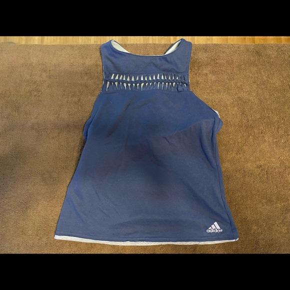 Girls Adidas tank top